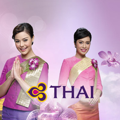 THAIairways réservations